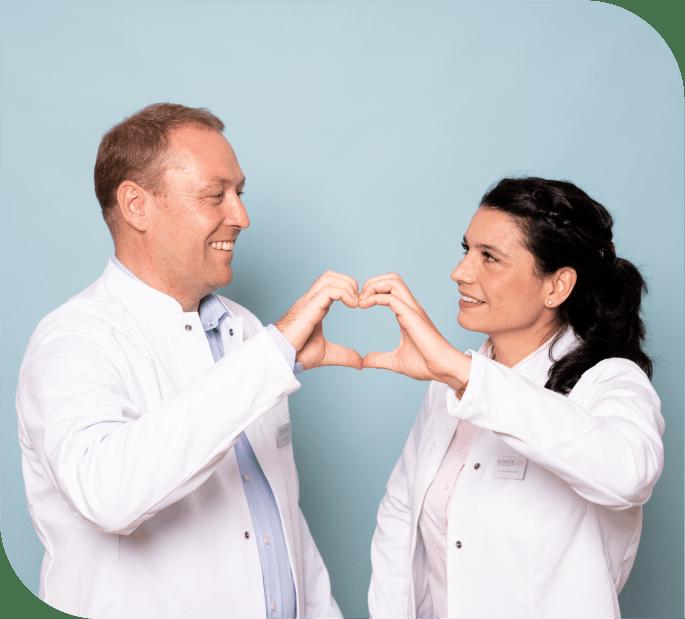 Plastische Chirurgen der Ästhetik Crew Dr. Schottler
